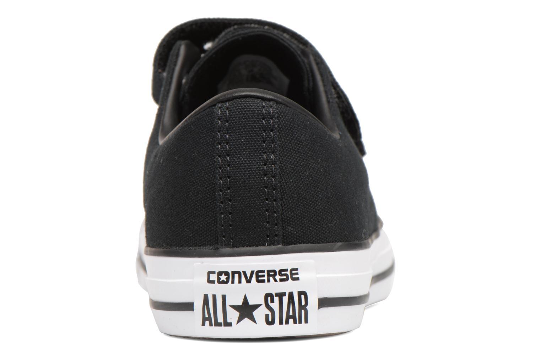 Baskets Converse Chuck Taylor All Star 3V Canvas Ox Noir vue droite