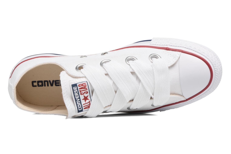 Converse Chuck Taylor All Star Big Eyelets Ox (Blanco) - de Deportivas en Más cómodo Zapatos de - mujer baratos zapatos de mujer 484552