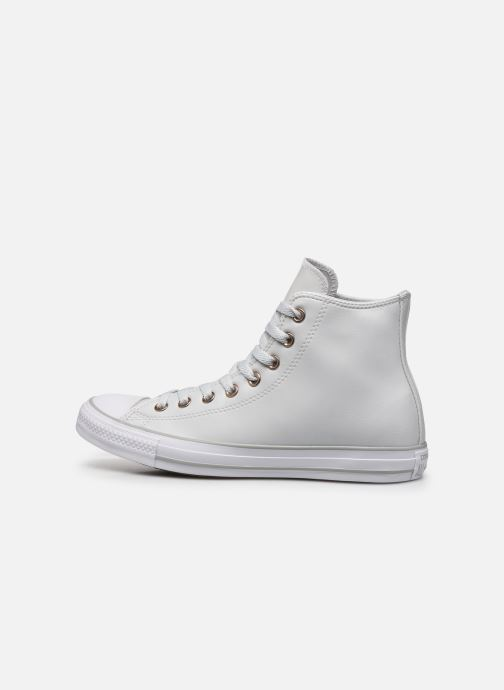 Trainers Converse Chuck Taylor All Star Craft SL Hi White front view