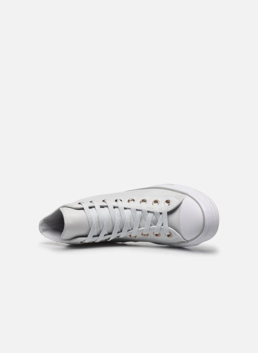 Sneakers Converse Chuck Taylor All Star Craft SL Hi Bianco immagine sinistra