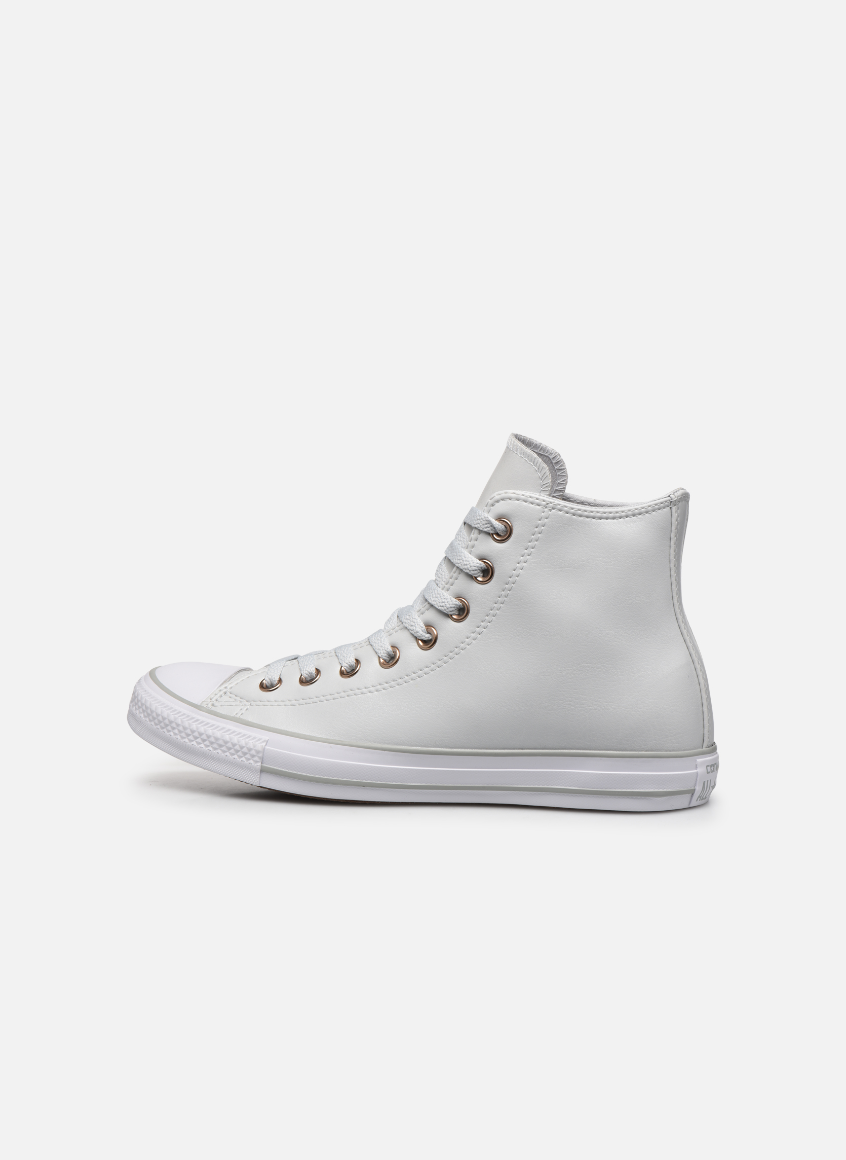 Baskets Converse Chuck Taylor All Star Craft SL Hi Blanc vue face