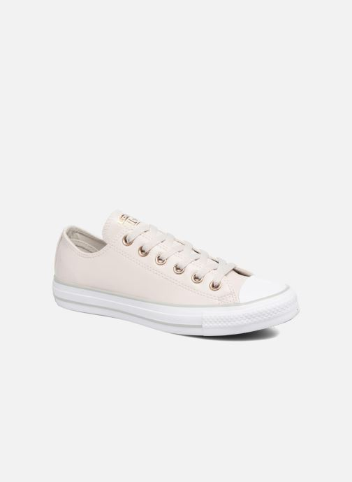 Sneakers Converse Chuck Taylor All Star Craft SL Ox Beige detail
