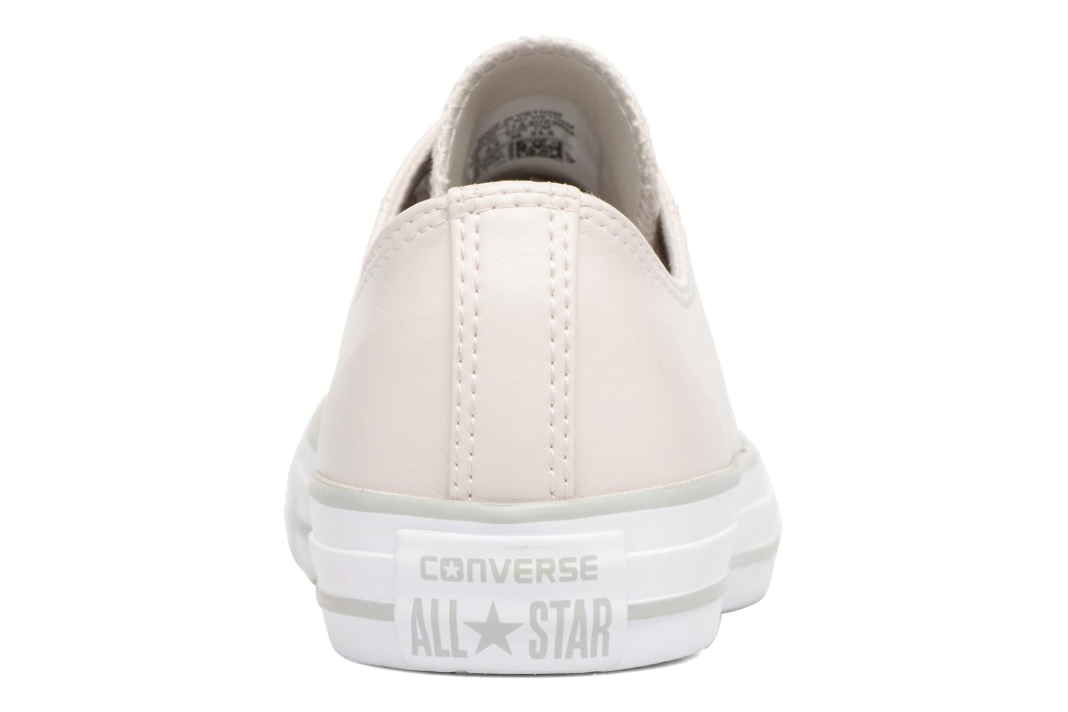 Baskets Converse Chuck Taylor All Star Craft SL Ox Beige vue droite