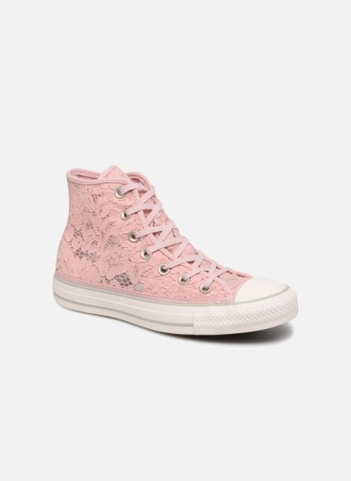 Converse Chuck Taylor All Star Flower Lace Hi (rosa