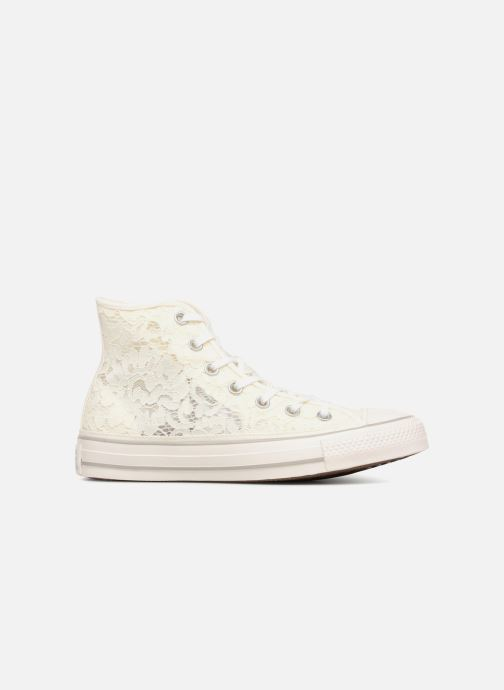 Converse Chuck Taylor All Star Flower Lace Hi (Blanc ...