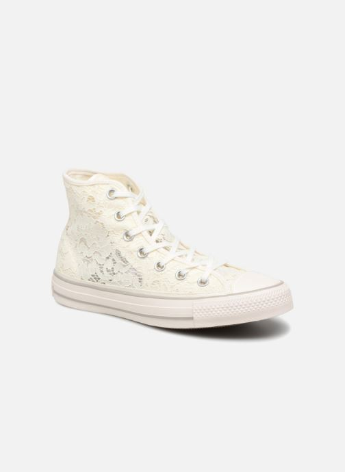 1b692def45d5 Converse Chuck Taylor All Star Flower Lace Hi (White) - Trainers ...