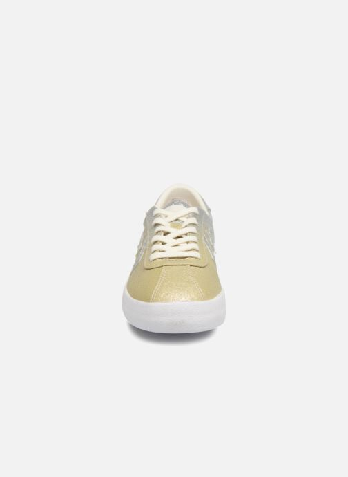 Trainers Converse Breakpoint Ombre Metallic Ox Bronze and Gold model view