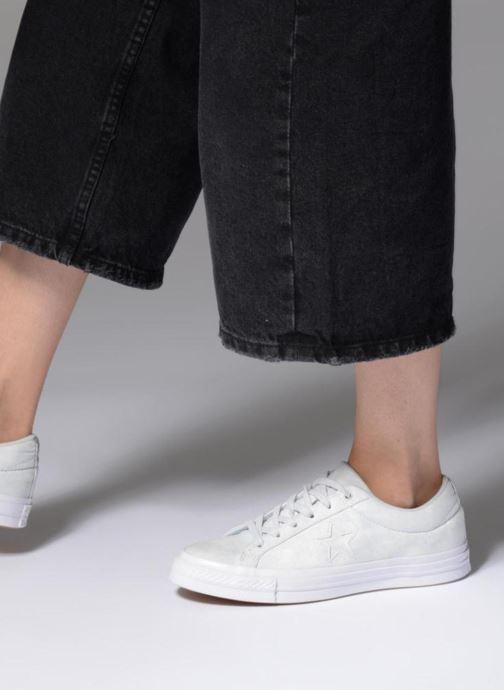 Converse Converse Converse One Star Peached Wash Ox W (rosa) - scarpe da ginnastica chez   Primo nella sua classe  488529