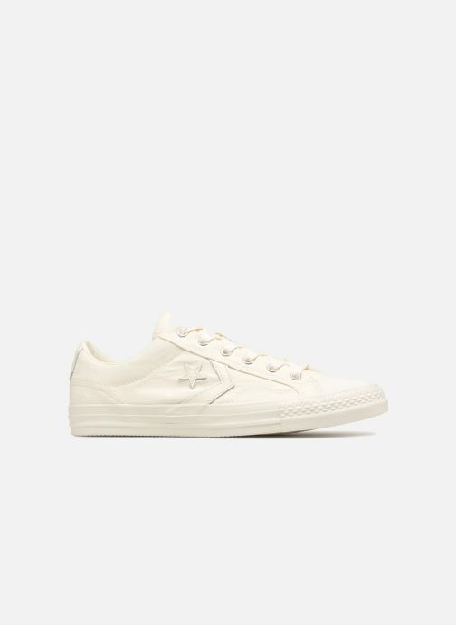 Trainers Converse Star Player Fashion Textile Ox White back view
