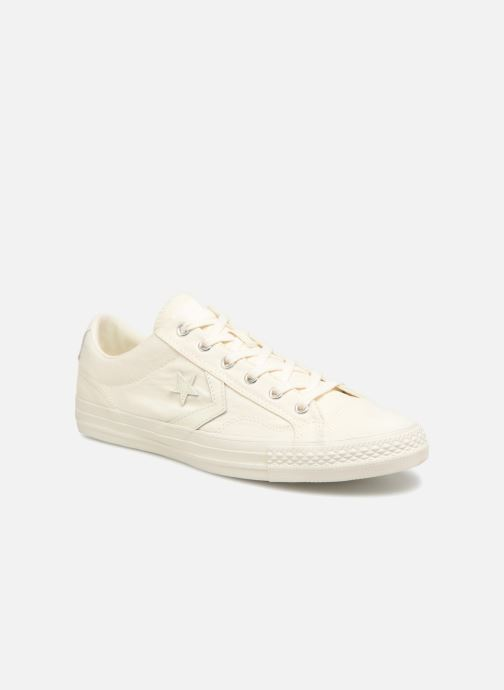 Trainers Converse Star Player Fashion Textile Ox White detailed view/ Pair view