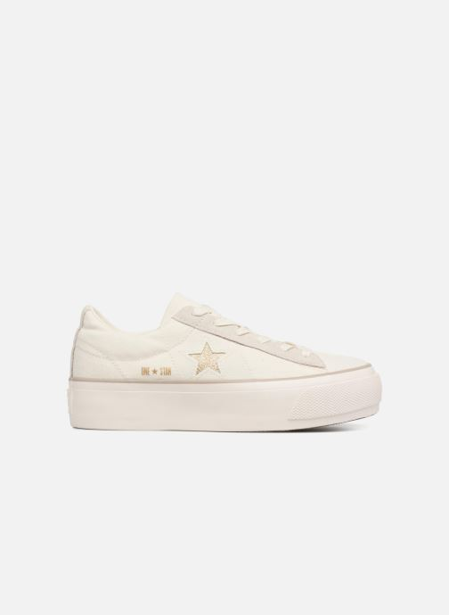 converse one star blanche femme