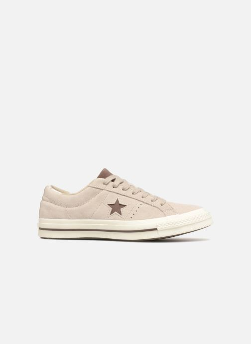 Trainers Converse One Star Tropical Feet Ox Beige back view