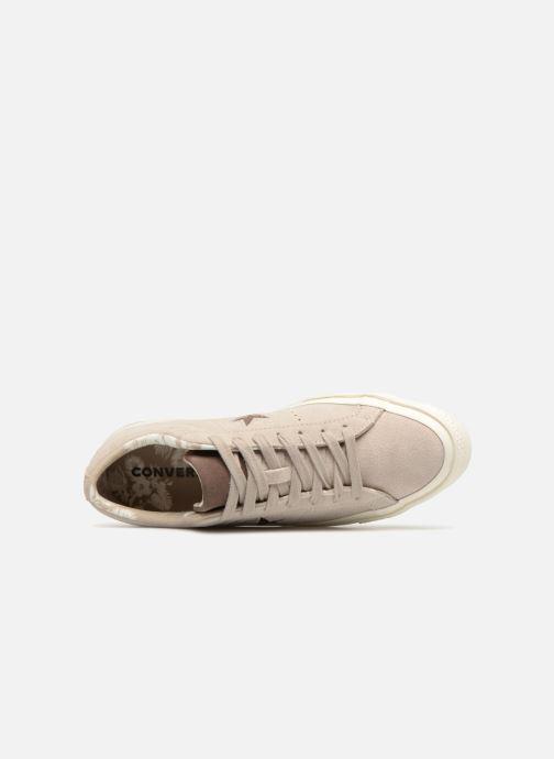 Baskets Feet Tropical Converse Ox Chez 324731 Star beige One x1SStYq6