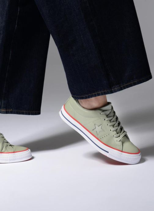 Converse One Heritage Star OxverdeSneakers324734 New IEYH2WD9