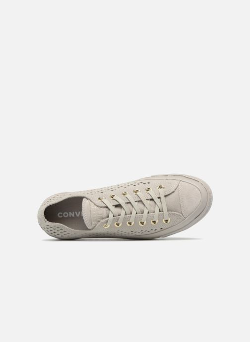 Converse Chuck Taylor All Star Lift Ripple Mono Perf Suede