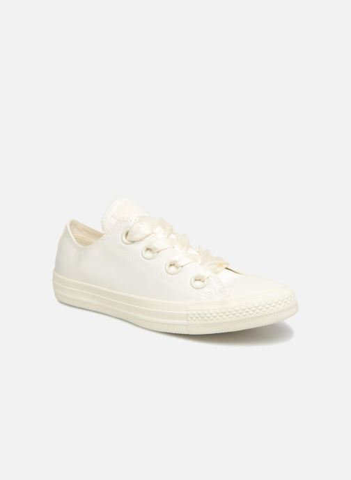 Converse Chuck Taylor All Star Big Eyelets Satin Ox (Blanc ...