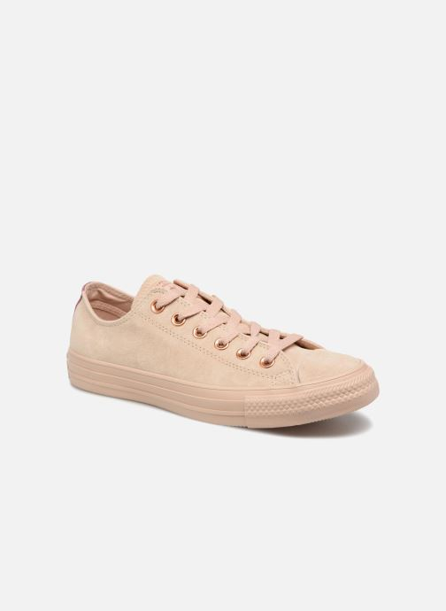 Converse Chuck Taylor All Star Tonal P. Suede Ox (Beige