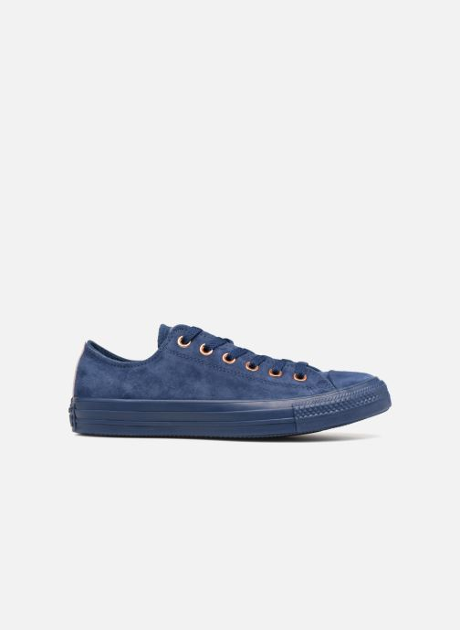 Trainers Converse Chuck Taylor All Star Tonal P. Suede Ox Blue back view