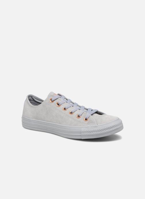 basket converse chuck taylor grise