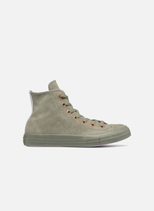 Trainers Converse Chuck Taylor All Star Tonal P. Suede Hi Green back view