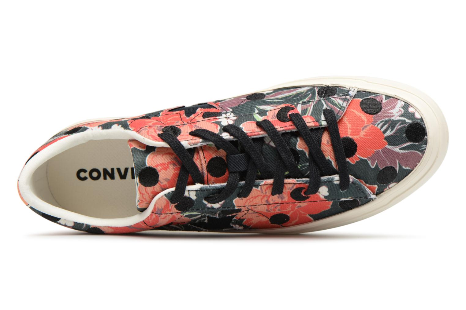 Sneakers Converse One Star Platform Floral Dots Ox Multicolor links