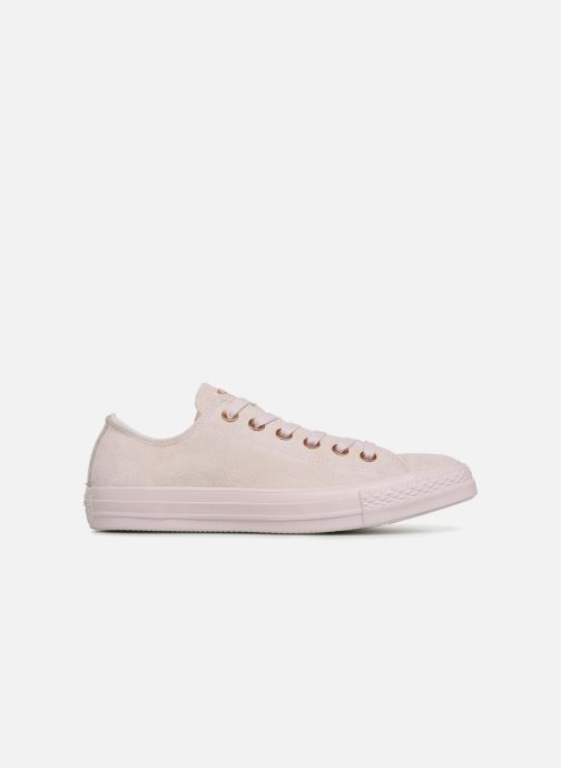 Sneakers Converse Chuck Taylor All Star Cherry Blossom II Ox Roze achterkant