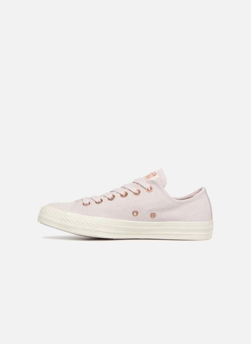 Sneakers Converse Chuck Taylor All Star Cherry Blossom II Ox Rosa immagine frontale