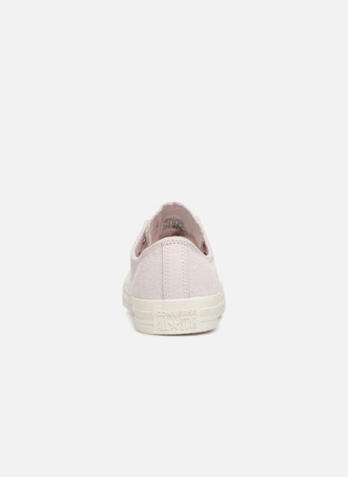 Sneakers Converse Chuck Taylor All Star Cherry Blossom II Ox Rosa immagine destra