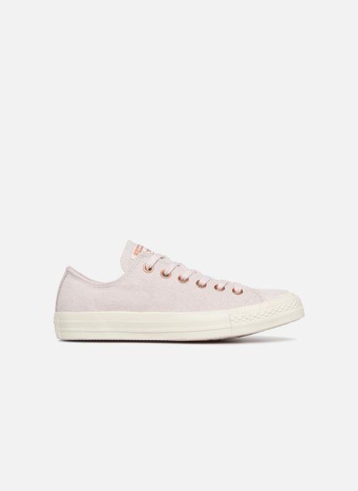 Sneakers Converse Chuck Taylor All Star Cherry Blossom II Ox Rosa immagine posteriore