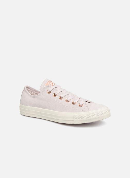 Sneaker Converse Chuck Taylor All Star Cherry Blossom II Ox rosa detaillierte ansicht/modell