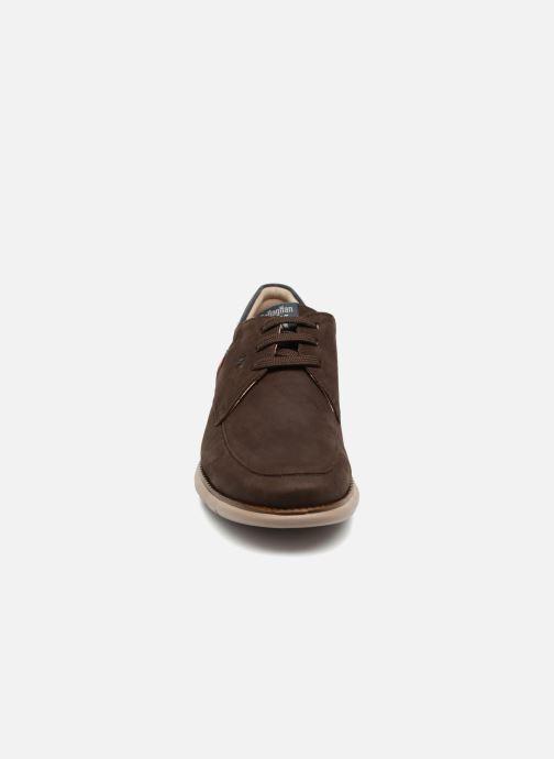 Chaussures à lacets Callaghan Parkline Marron vue portées chaussures