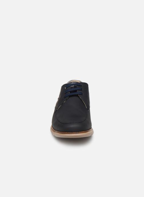 Chaussures à lacets Callaghan Parkline Bleu vue portées chaussures