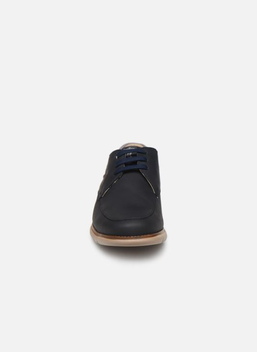 Zapatos con cordones Callaghan Parkline Azul vista del modelo