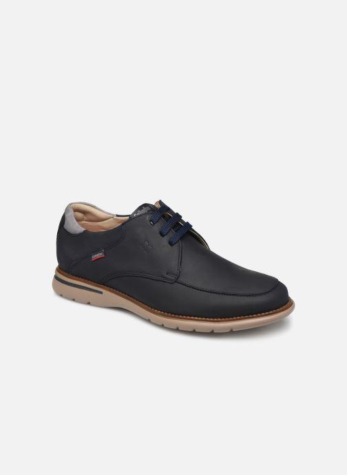 Zapatos con cordones Callaghan Parkline Azul vista de detalle / par