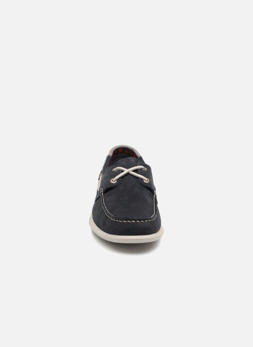 Zapatos con cordones Callaghan WAVELINE Azul vista del modelo