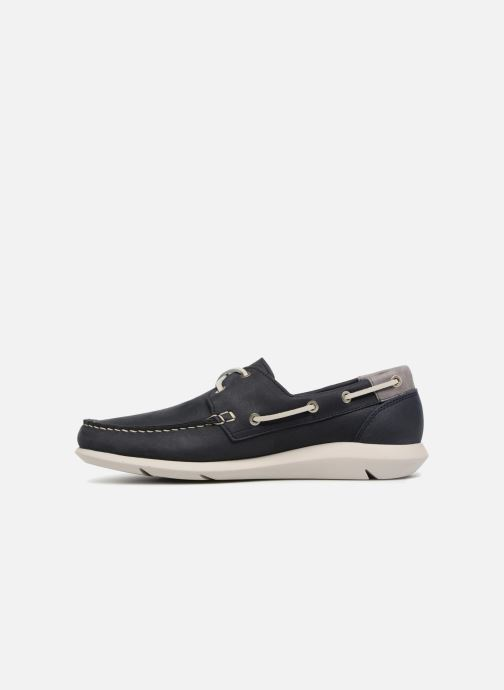 Zapatos con cordones Callaghan WAVELINE Azul vista de frente