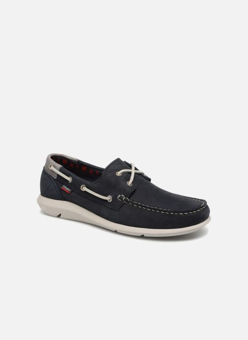Zapatos con cordones Callaghan WAVELINE Azul vista de detalle / par