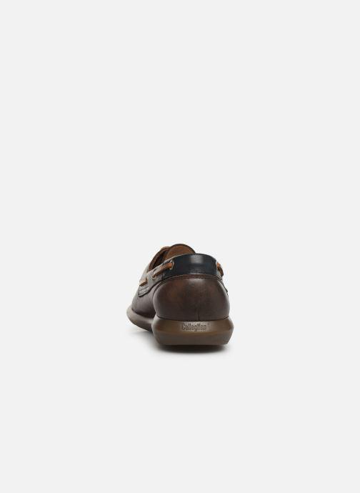 Zapatos con cordones Callaghan WAVELINE Marrón vista lateral derecha