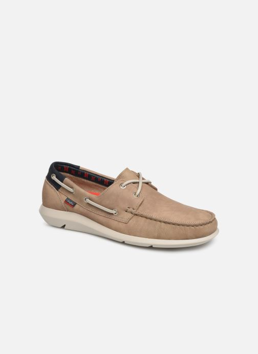 Lace-up shoes Callaghan WAVELINE Beige detailed view/ Pair view