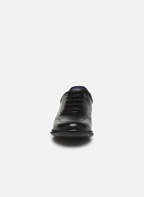 Baskets Callaghan WENDIGO Noir vue portées chaussures