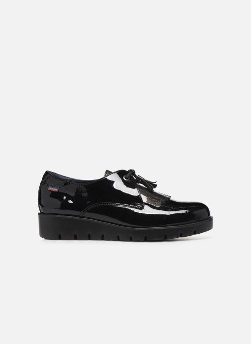 Zapatos con cordones Callaghan Haman Negro vistra trasera