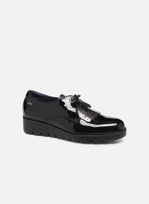 Lace-up shoes Callaghan Haman Black detailed view/ Pair view