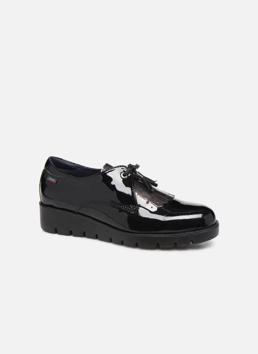 Zapatos con cordones Callaghan Haman Negro vista de detalle / par