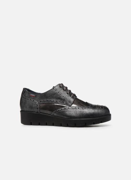 Zapatos con cordones Callaghan Haman Gris vistra trasera