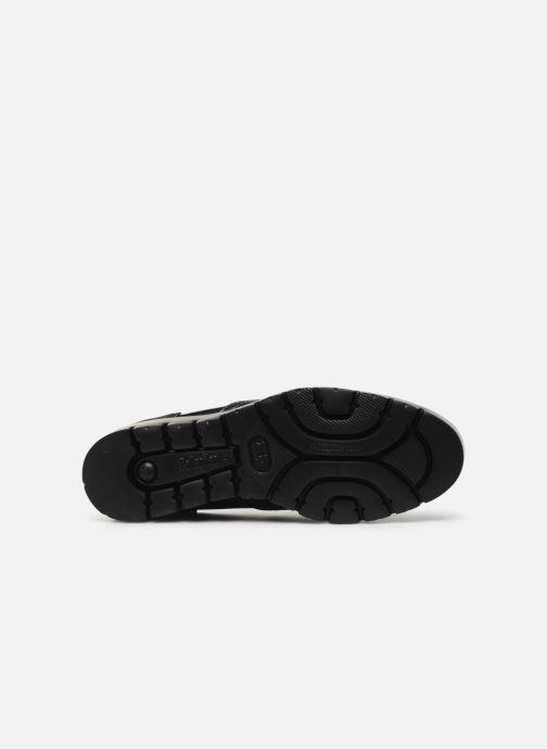 Zapatos con cordones Callaghan Haman Gris vista de arriba