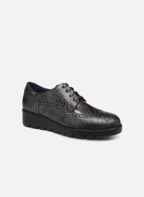 Zapatos con cordones Callaghan Haman Gris vista de detalle / par