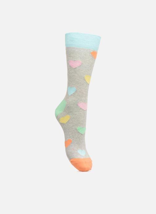 Chaussettes et collants Happy Socks Chaussettes Hearts Gris vue détail/paire