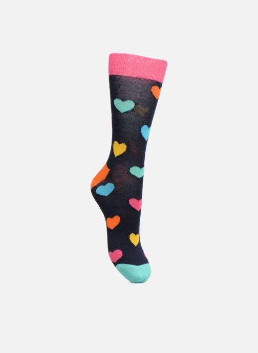 Chaussettes et collants Happy Socks Chaussettes Hearts Noir vue détail/paire