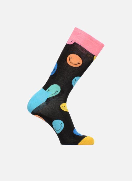 Sokken en panty's Happy Socks Chaussettes Smile Zwart detail