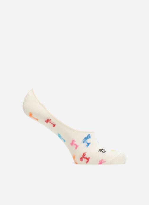 Chaussettes et collants Happy Socks Liner Palm Trees Blanc vue détail/paire